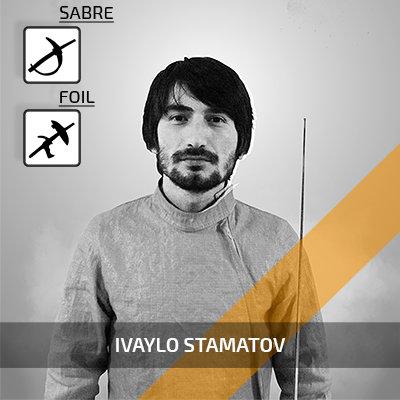 Ivaylo Stamatov - senior fencing coach