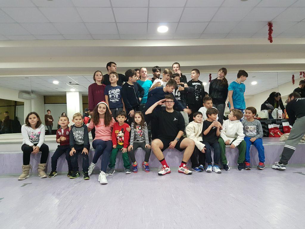Галерия на клуб Преторианец - Варна